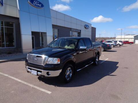 2008 Ford F-150 for sale at Herman Motors in Luverne MN