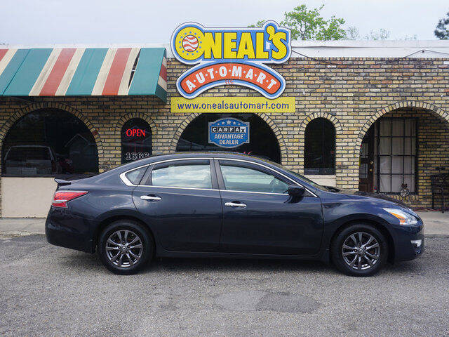 2015 Nissan Altima for sale at Oneal's Automart LLC in Slidell LA
