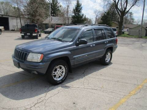 2000 Jeep Grand Cherokee for sale at RJ Motors in Plano IL