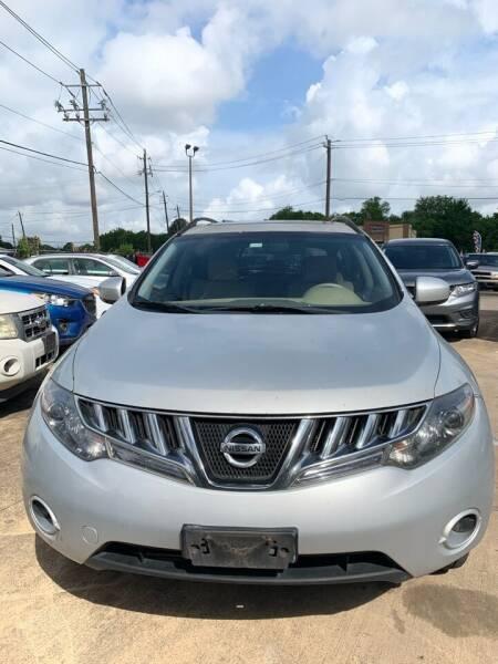 2009 Nissan Murano for sale at Houston Auto Emporium in Houston TX