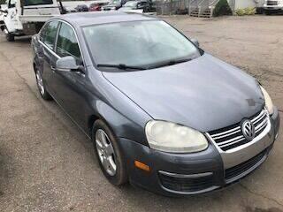2008 Volkswagen Jetta for sale at WELLER BUDGET LOT in Grand Rapids MI