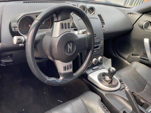 2005 Nissan 350Z for sale at Auto Legend Inc in Linden NJ
