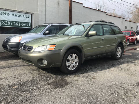 2005 Subaru Outback for sale at JMD Auto LLC in Taylorsville NC