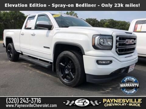 2018 GMC Sierra 1500 for sale at Paynesville Chevrolet Buick in Paynesville MN