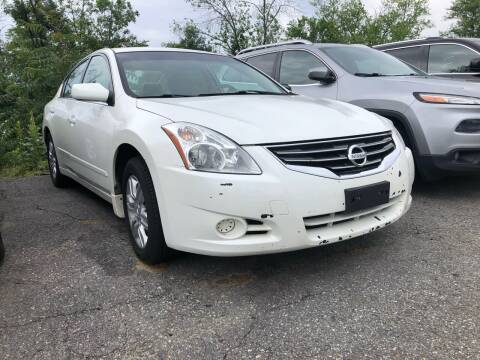 2012 Nissan Altima for sale at Top Line Import of Methuen in Methuen MA