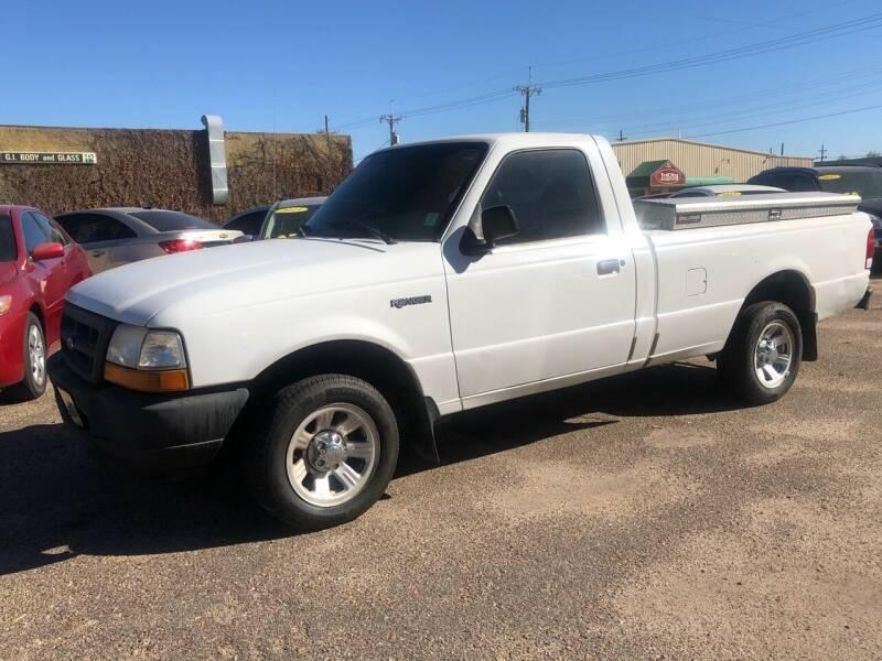 2000 Ford Ranger for sale at El Tucanazo Auto Sales in Grand Island NE