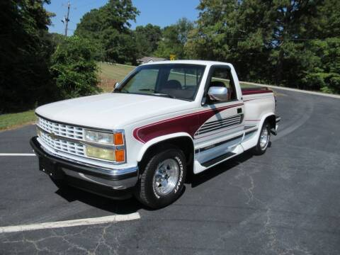 1993 Chevrolet C/K 1500 Series for sale at Dallas Auto Mart in Dallas GA