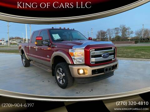 2014 Ford F-250 Super Duty for sale at King of Cars LLC in Bowling Green KY