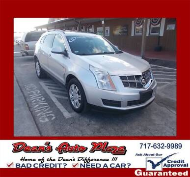 2012 Cadillac SRX for sale at Dean's Auto Plaza in Hanover PA