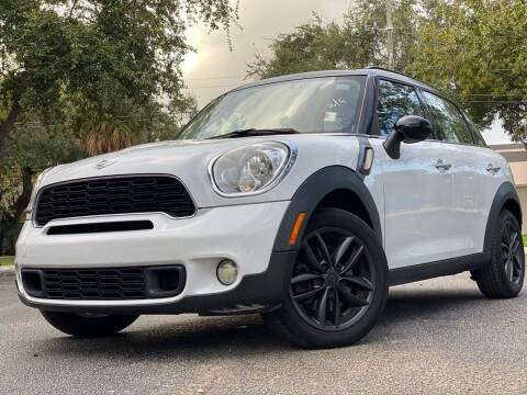 2012 MINI Cooper Countryman for sale at HIGH PERFORMANCE MOTORS in Hollywood FL