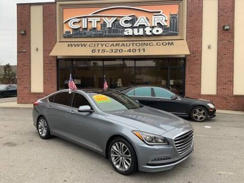 2017 Genesis G80 for sale at CITY CAR AUTO INC in Nashville TN