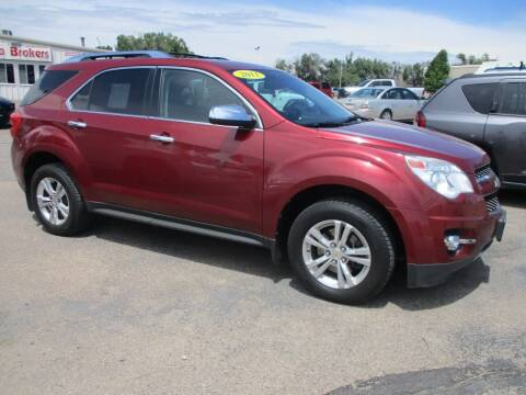 2011 Chevrolet Equinox for sale at Advantage Auto Brokers Inc in Greeley CO