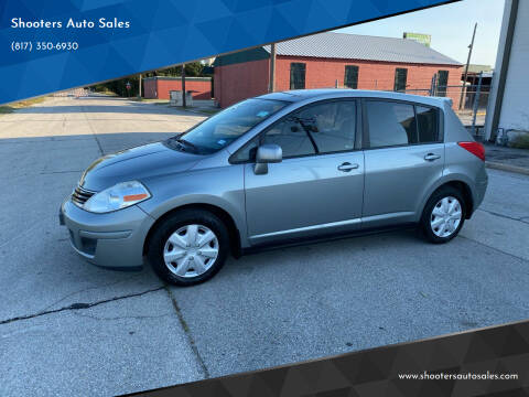 2012 Nissan Versa for sale at Shooters Auto Sales in Fort Worth TX