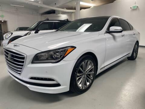 2015 Hyundai Genesis for sale at Mag Motor Company in Walnut Creek CA