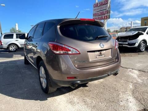 2011 Nissan Murano for sale at ELITE MOTOR CARS OF MIAMI in Miami FL