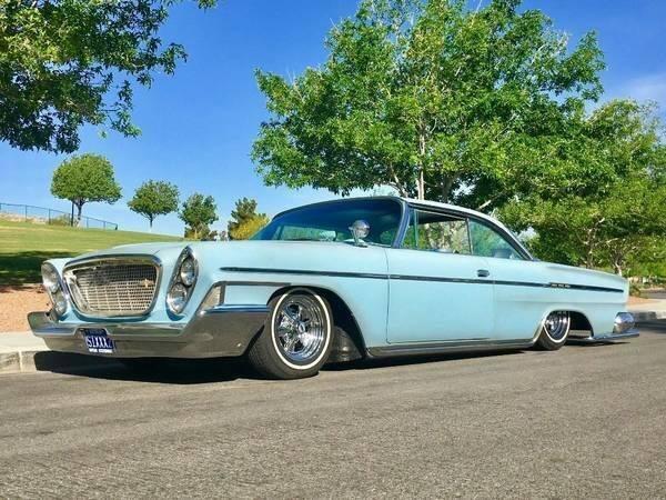 1962 Chrysler Newport for sale in Cadillac, MI