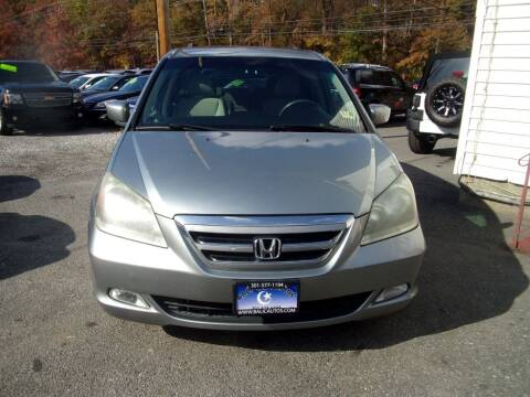 2007 Honda Odyssey for sale at Balic Autos Inc in Lanham MD