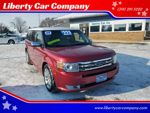 2009 Ford Flex for sale at Liberty Car Company in Waterloo IA