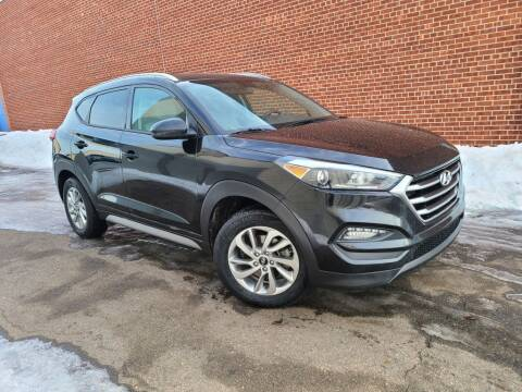 2018 Hyundai Tucson for sale at Minnesota Auto Sales in Golden Valley MN