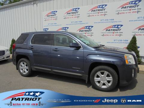 2014 GMC Terrain for sale at PATRIOT CHRYSLER DODGE JEEP RAM in Oakland MD