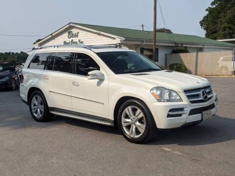 2011 Mercedes-Benz GL-Class for sale at Best Used Cars Inc in Mount Olive NC
