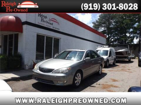 2006 Toyota Camry for sale at Raleigh Pre-Owned in Raleigh NC