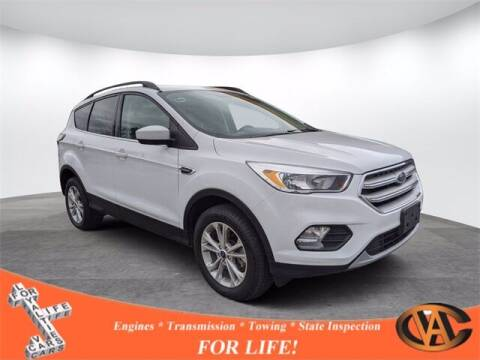 2018 Ford Escape for sale at VA Cars Inc in Richmond VA