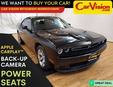 2019 Dodge Challenger for sale at Car Vision Mitsubishi Norristown in Trooper PA