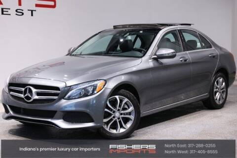 2017 Mercedes-Benz C-Class for sale at Fishers Imports in Fishers IN