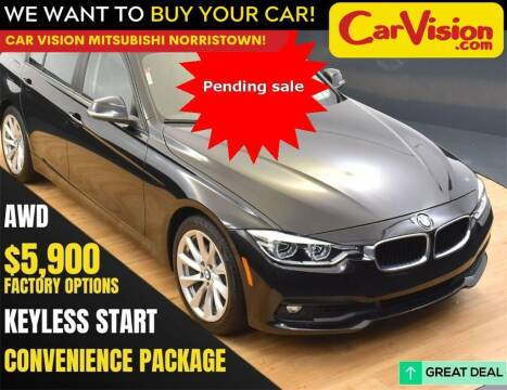 2018 BMW 3 Series for sale at Car Vision Mitsubishi Norristown in Norristown PA