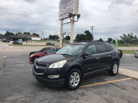 2009 Chevrolet Traverse for sale at Patriot Auto Sales in Lawton OK