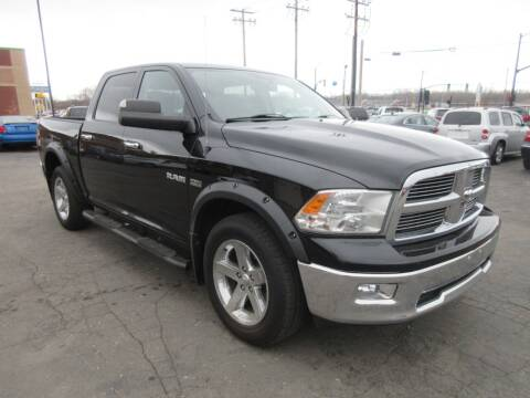 2010 Dodge Ram Pickup 1500 for sale at Fox River Motors, Inc in Green Bay WI