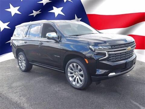 2021 Chevrolet Tahoe for sale at Gentilini Motors in Woodbine NJ