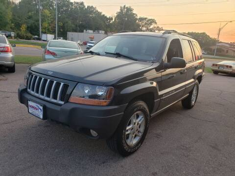 2004 Jeep Grand Cherokee for sale at Gordon Auto Sales LLC in Sioux City IA