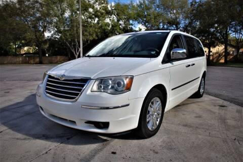 2010 Chrysler Town and Country for sale at Easy Deal Auto Brokers in Hollywood FL