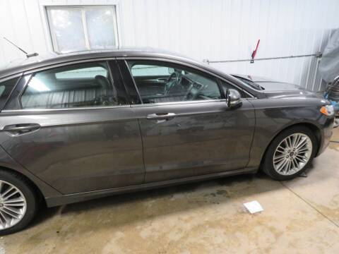 2015 Ford Fusion for sale at Grey Goose Motors in Pierre SD