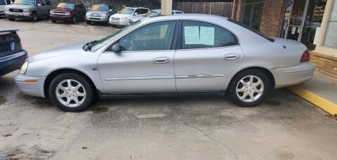 2001 Mercury Sable for sale at Tims Auto Sales in Rocky Mount NC