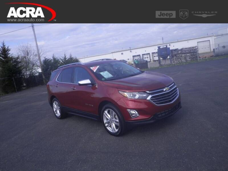 2018 Chevrolet Equinox for sale at BuyRight Auto in Greensburg IN
