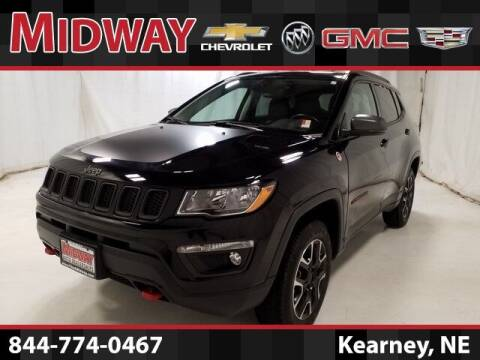 2020 Jeep Compass for sale at Heath Phillips in Kearney NE