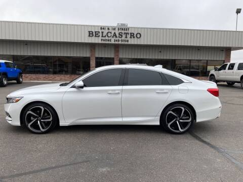 2019 Honda Accord for sale at Belcastro Motors in Grand Junction CO