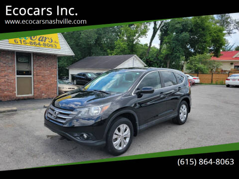 2014 Honda CR-V for sale at Ecocars Inc. in Nashville TN