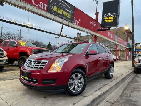 2014 Cadillac SRX for sale at Manny Trucks in Chicago IL