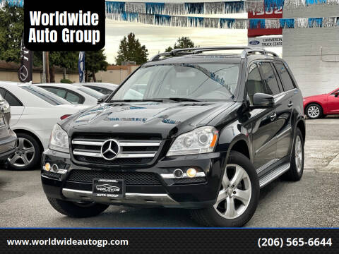 2011 Mercedes-Benz GL-Class for sale at Worldwide Auto Group in Auburn WA