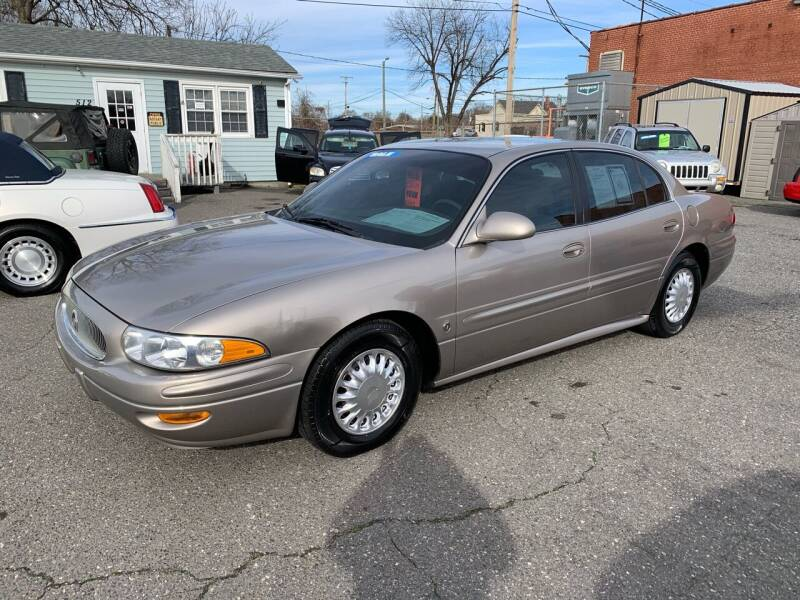 2003 Buick LeSabre for sale at LINDER'S AUTO SALES in Gastonia NC
