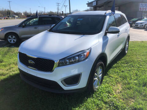 2016 Kia Sorento for sale at Car Guys in Lenoir NC
