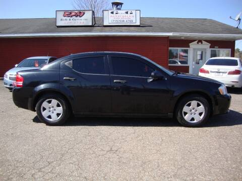 2010 Dodge Avenger for sale at G and G AUTO SALES in Merrill WI
