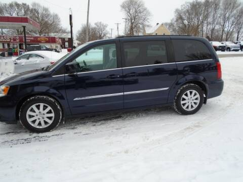 2014 Chrysler Town and Country for sale at Nelson Auto Sales in Toulon IL