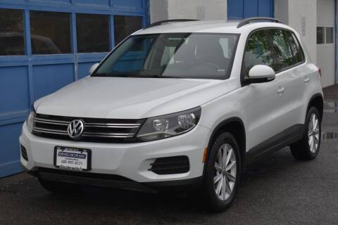 2017 Volkswagen Tiguan for sale at IdealCarsUSA.com in East Windsor NJ