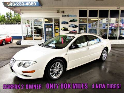 2003 Chrysler 300M for sale at Powell Motors Inc in Portland OR