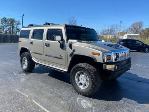 2005 HUMMER H2 for sale at CarSmart Auto Group in Orleans IN